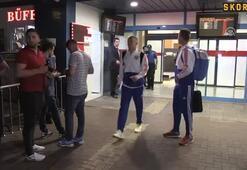 Rusya Milli Futbol Takımı, Trabzona geldi