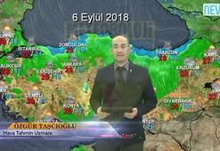 Bugün hava nasıl olacak (05/09/2018)