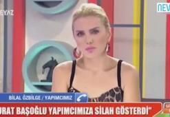 Ece Erkan: Murat Başoğlu, yapımcının ağzına silah soktu