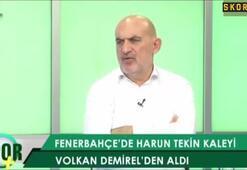 Tayfun Bayındır: Söz konusu rekabetse Volkan Demirel kazanır