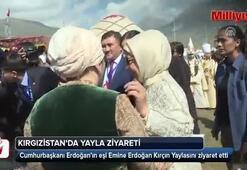 Kırgızistanda yayla ziyareti