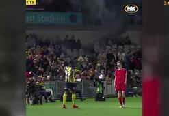 Usain Bolt, ilk profesyonel futbol maçına çıktı