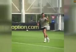 Ronaldo ve Dybala dillere destan...