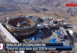 Türkiye'nin uzaya bakan gözü 2020'de açılıyor