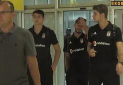 Beşiktaş, Belgrada ulaştı