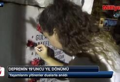 17 Ağustos Marmara Depreminin üzerinden 19 yıl geçti