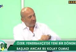 Halil Özer: Volkan Demirel, şampiyonluğu ve Şampiyonlar Ligini verdi...