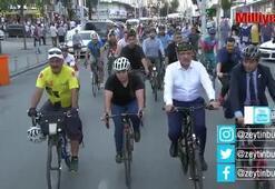 Makam aracı tarih oldu Zeytinburnu'nda bisiklet devri