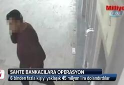 Jandarmadan sahte bankacılara operasyon