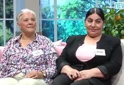 Nurten Hanım'dan Reyhan Hanım'a teselli bileziği