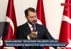 Bakan Albayrak Yeni Ekonomi Yaklaşımını açıkladı