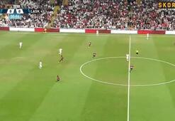 Beşiktaş 1-0 LASK Linz (Maç özeti)