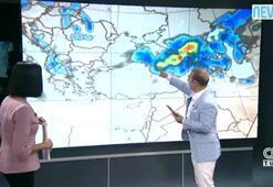Bünyamin Sürmeliden Doğu Karadeniz için yağış uyarısı