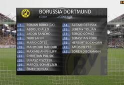 Napoliden Borussia Dortmuna farklı tarife 3-1...