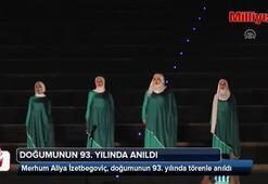 Aliya İzetbegoviç doğumunun 93. yılında anıldı