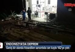 Endeonezyadaki depremde ölü sayısı yükseliyor