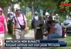 Antalyada nem bunalttı