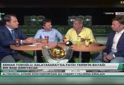 Erman Toroğlu: Gomis Şampiyonlar Ligi santraforu değil...