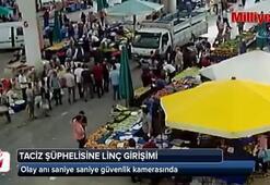 Burdur'da taciz şüphelisine linç girişimi