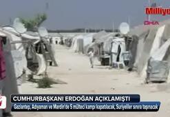 34 bin 180 sığınmacı sınıra taşınacak