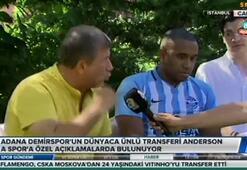 Tanju Çolak: Anderson futbolu çok özlemiş
