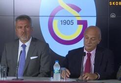 Galatasarayda Başantrenör Ertuğrul Erdoğan dönemi başladı.