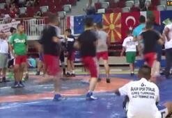 Yalova'da 5. Balkan Spor Oyunları Güreş Turnuvası sona erdi