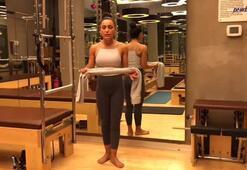 Sırt kasları için basit ama etkili bir egzersiz