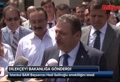 Hadi Salihoğlu emekliliğini istedi