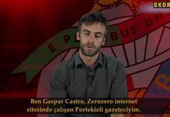 Portekizli gazeteciden Fenerbahçe-Benfica eşleşmesi yorumu
