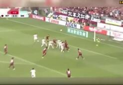 Iniesta ilk maçında mağlup oldu