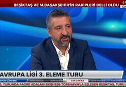 Serdar Sarıdağ: Beşiktaşın UEFA Avrupa Liginde final oynayacak gücü var