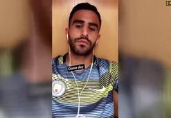 Riyad Mahrezin kamerası Denayeri yakaladı