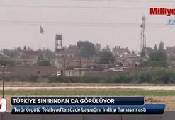 Türkiye sınırından da görülüyor