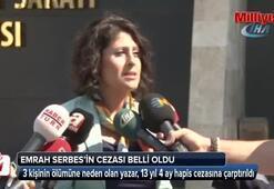 Emrah Serbesin cezası belli oldu