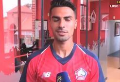 Mehmet Zeki Çelik transferini paylaştığı video ile açıkladı