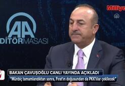 Mevlüt Çavuşoğlu, canlı yayında açıkladı