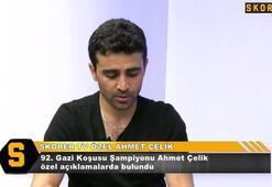 Ahmet Çelik Skorer TVye özel açıklamalarda bulundu (Bölüm 2)