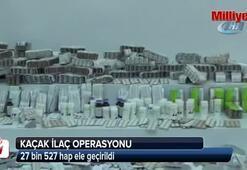 İstanbul'da kaçak ilaç operasyonu