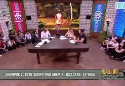 Survivor 2018 şampiyonu Adem Kılıççıdan Turabi itirafı