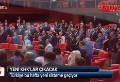 Türkiye bu hafta yeni sisteme geçiyor