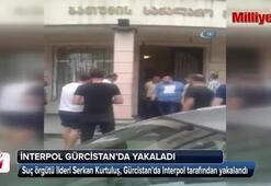 Suç örgütü lideri Gürcistanda yakalandı