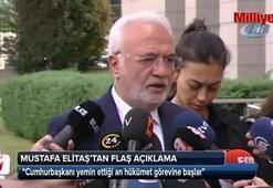 AK Partili Elitaştan flaş açıklamalar