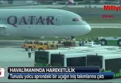 Atatürk Havalimanında hareketlilik