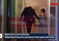 Mehmet Aydının daha önce yayımlanmamış görüntülerine ulaşıldı