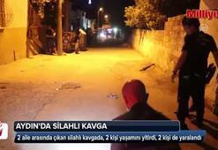 Komşuların çocuk kavgası cinayetle noktalandı