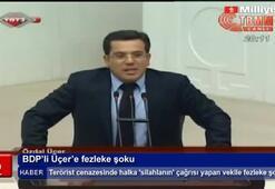 BDP'li Üçer'e fezleke şoku