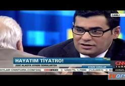 Zeki Alasya: Ekranda bir sürü Başbakan yalakaları var