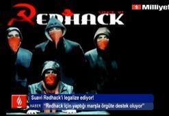 Suavi Redhacki legalize ediyor
