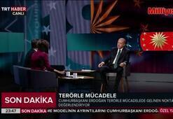 Cumhurbaşkanı Recep Tayyip Erdoğan, katıldığı televizyon programında açıklamalarda bulundu